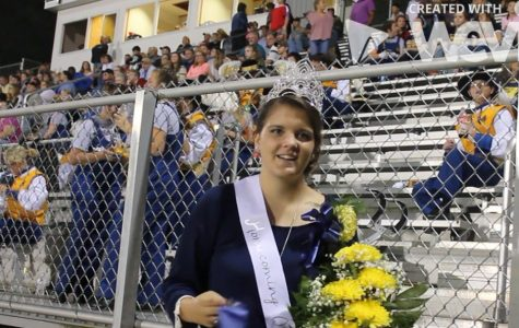 Interview with 2016 Homecoming Queen, Amber Clark