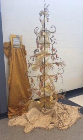 Christmas Tree Contest at GWHS