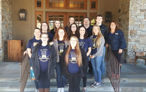 Greenbrier West Culinary Team Vists Greenbrier Sporting Club