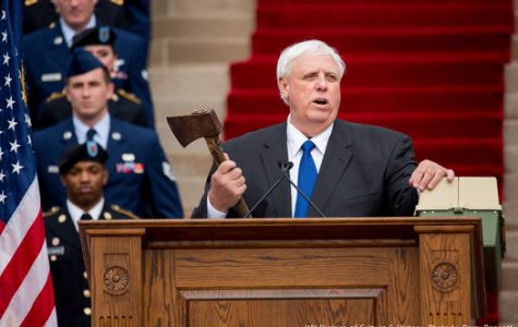 An Axe and a Tacklebox: Jim Justice Inaugurated