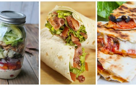 Get Prom Ready!: 5 Lazy-Girl Lunch Ideas