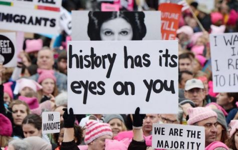 The Women's March: Which Side of History Will You Be On?