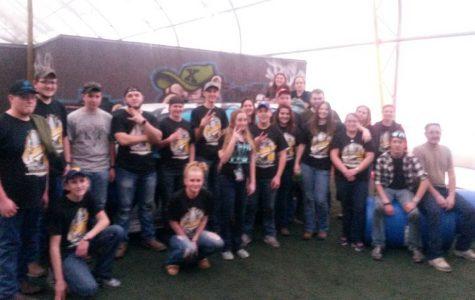 Greenbrier West's FFA Attends National Farm Machinery Show and Tractor Pull