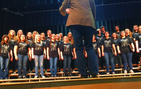 Healing Through Harmony: Fairmont and Greenbrier East Choir Visit Areas Affected by Disaster