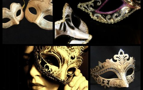 Masquerade! Do you have your mask yet?