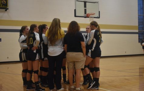 West Lady Cavs Volleyball