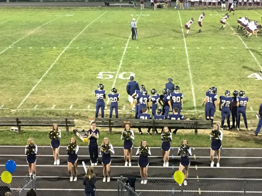 West Vs. Pocahontas County: Homecoming