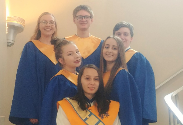 Greenbrier West Students Make All-State Choir and Band