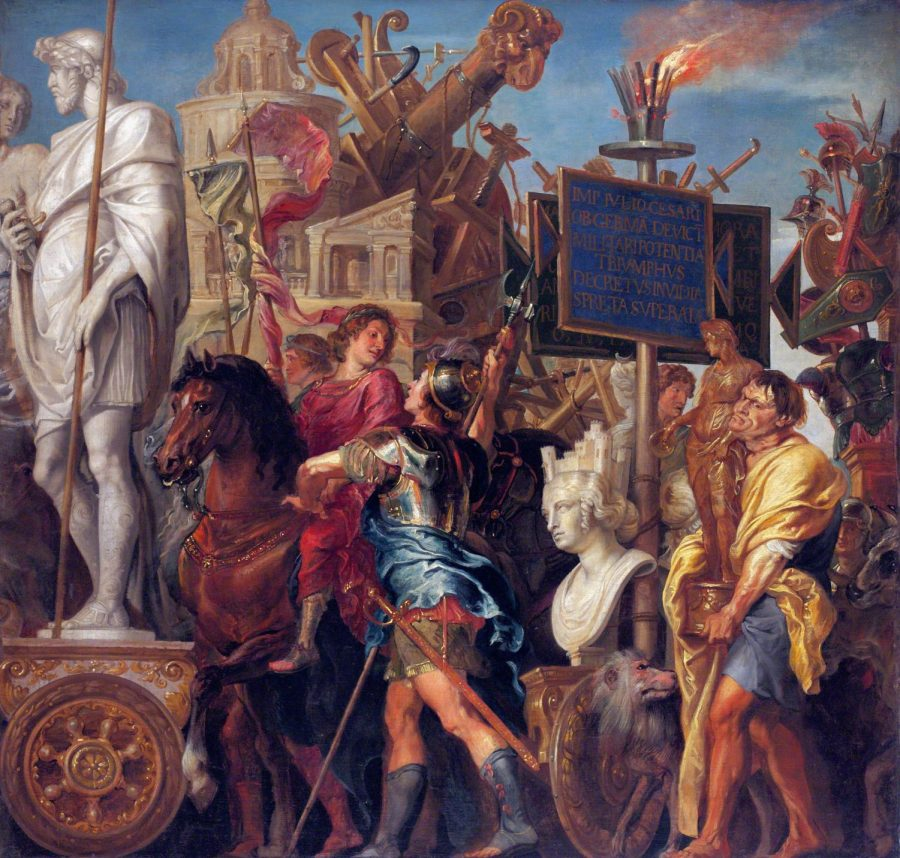 Julius+Caesar+Field+Trip