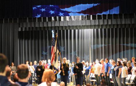 2018 Veteran's Day Ceremony