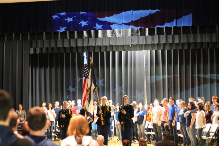 2018 Veteran's Day Ceremony