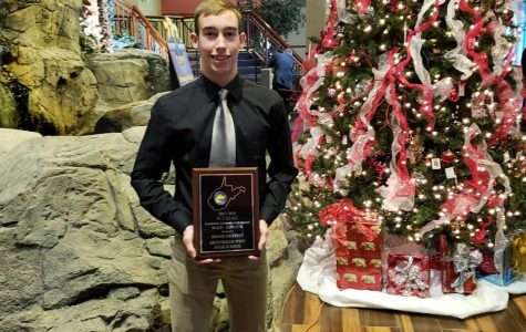WVSSAC Male Athlete of the Year