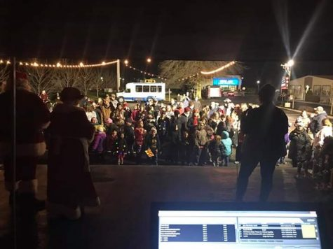 Rainelle Christmas Parade Rocked!