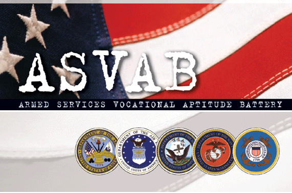 What is the ASVAB?
