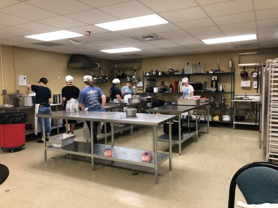 Culinary Preps for Prom!
