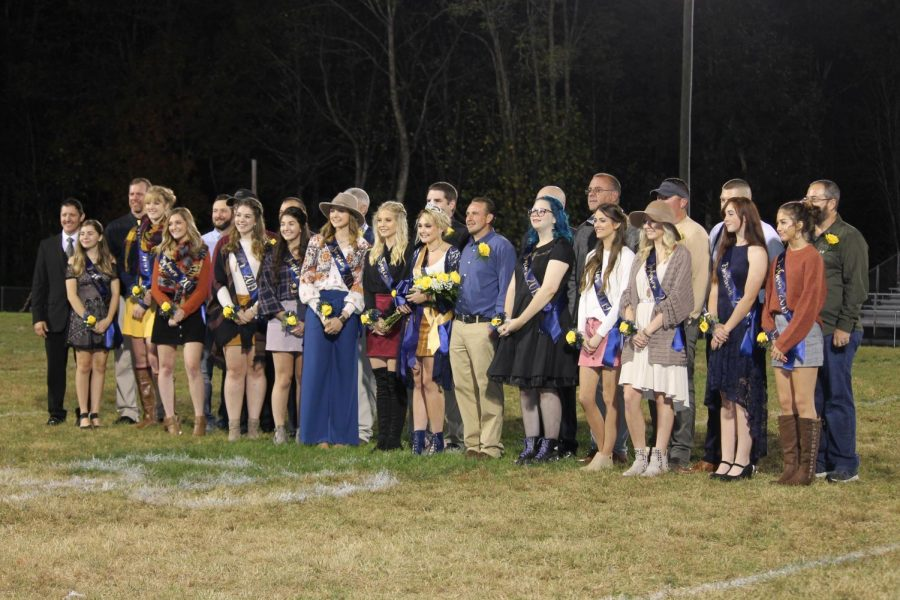 2019+Homecoming+Court