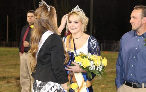 Destiny Zickafoose: 2019 Homecoming Queen