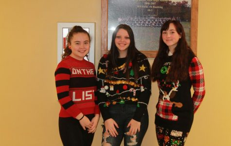 Christmas Spirit Week Ugly Sweater Day