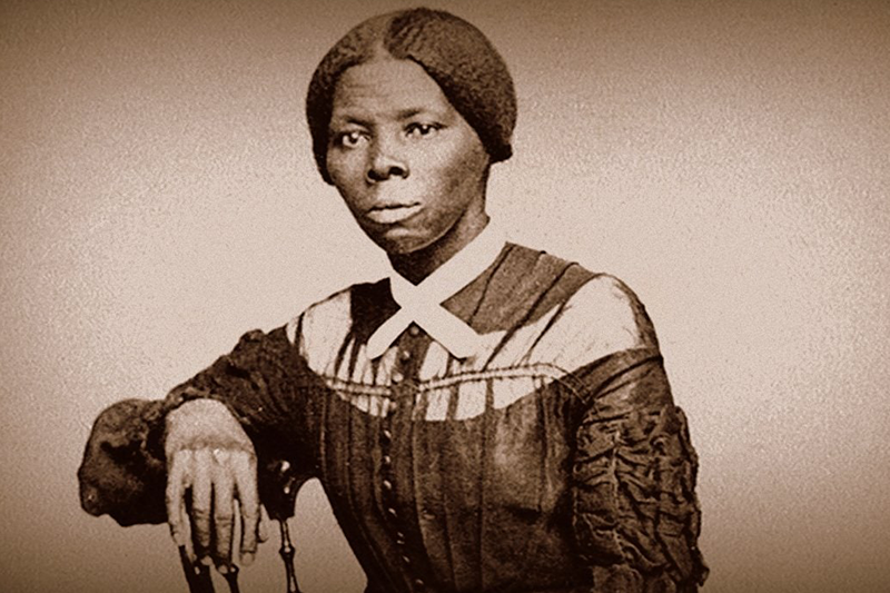 Harriet+Tubman