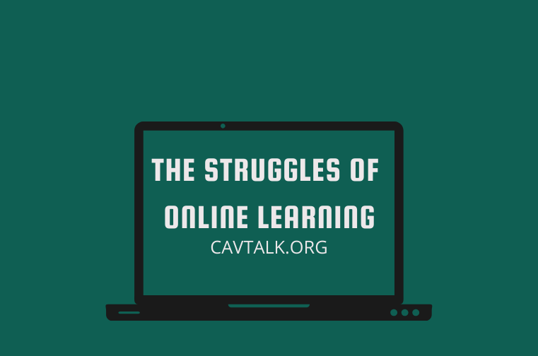 The Online Learner: The Struggles of Online Learning