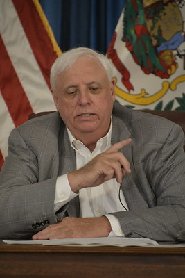 Photo of Governor Jim Justice