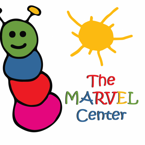 Marvel Center Logo