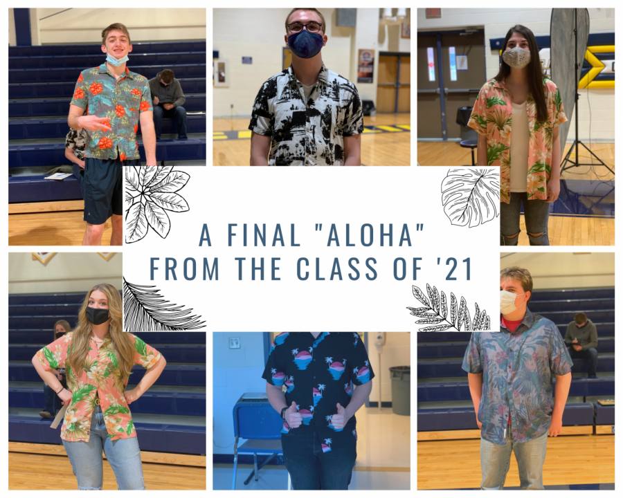 "A Final ""Aloha"" from the Class of"