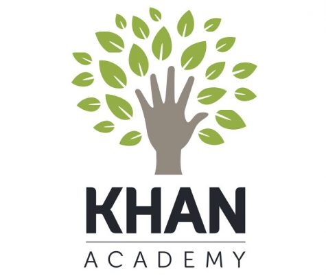 Creative Commons Khan Academy logo.