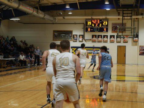 Boys Basketball VS Meadow Bridge
