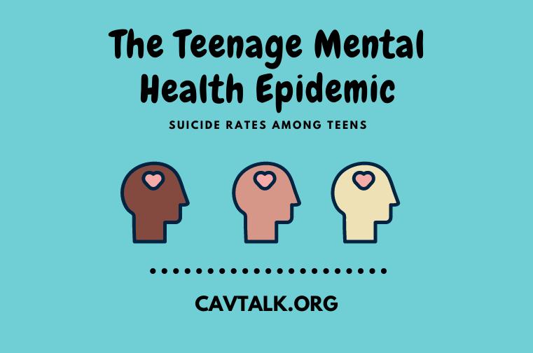 The Teenage Mental Health Epidemic