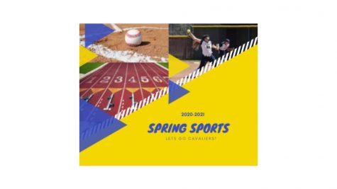 Spring Sports