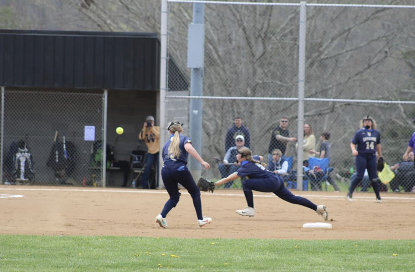 Girls Softball: Nicholas County vs. Greenbrier West