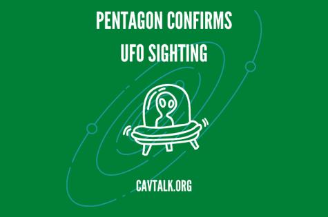 Pentagon Confirms UFO Sighting