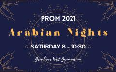 Prom 2021: Arabian Nights