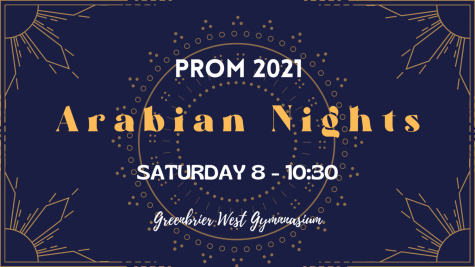 Prom 2021: Arabian Nights
