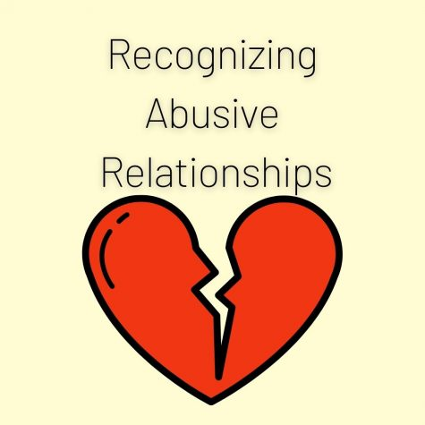 Recognizing Abusive Relationships Canva infographic April 2021 Cavtalk Lee Cline