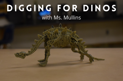 Digging for Dinos With Ms. Mullins