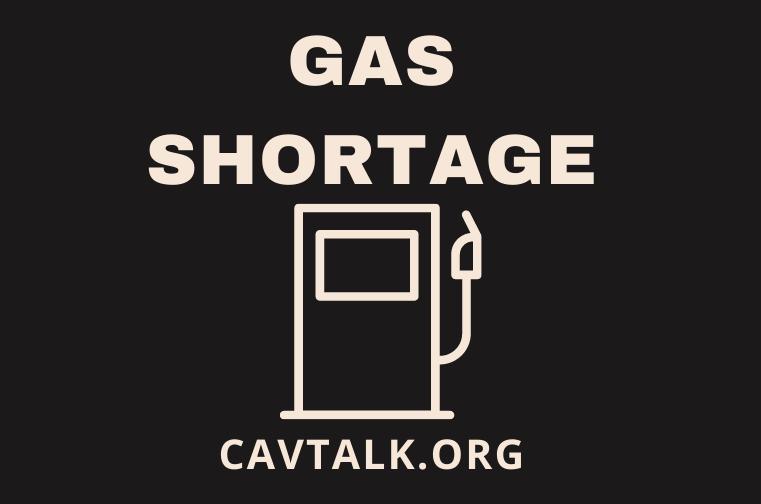 East Coast Gas Shortage
